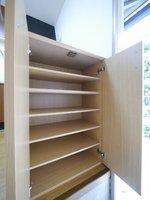 収納:玄関にはもちろん下駄箱をご用意しております♪